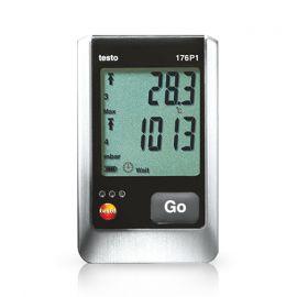 Testo-176-P1 เครื่องวัดแรงดัน อุณหภูมิและความชื้น