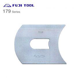 Fuji Tool 179 Type เกจวัดรัศมี (Radius Gauge)