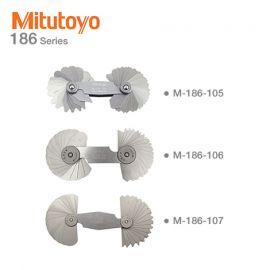 Mitutoyo 186 Series เกจวัดรัศมี