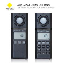 YOKOGAWA 510 Series Digital Lux Meter เครื่องวัดแสงลักซ์ดิจิตอล