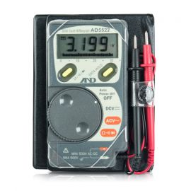 AND AD-5522 เครื่องวัดค่าไฟฟ้า มัลติมิเตอร์ (Multimeter)