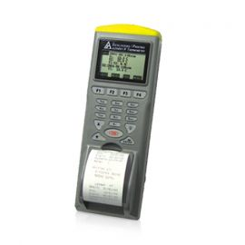 AZ 9882 เครื่องวัดอุณหภูมิดิจิตอลแบบปริ้นเตอร์