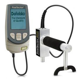 DeFelsko BHI1-E ชุดเครื่องและโพรบวัดความแข็งของโลหะอ่อนพลาสติกแข็ง (Barcol Hardness Impressor) | Standard Set
