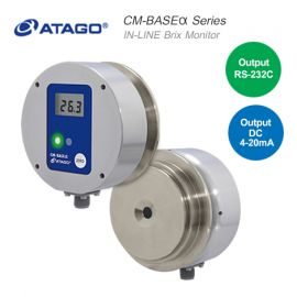 Atago CM-BASEα Series Brix Monitor ทรานสมิตเตอร์สำหรับงานติดตั้ง
