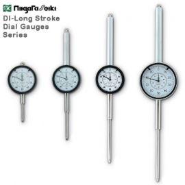 SK Niigataseiki DI-Long Stroke Dial Gauges Series