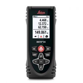 Leica Disto-X4 เครื่องวัดระยะทางด้วยเลเซอร์ (Bluetooth) | IP65