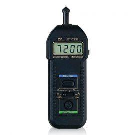 Lutron DT-2238 Photo / Contact Tachometer