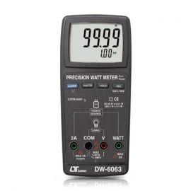 Lutron DW-6063 วัตต์มิเตอร์ความแม่นยำสูง (520W) | True RMS