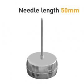 Ebro EBI12-T230 เครื่องบันทึกอุณหภูมิ Rigid metal probe   -40 to 150℃ (Needle length 50mm)
