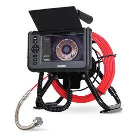 Mitcorp F1000 + PRM280 กล้องส่องภายในท่อมาพร้อมโพรบ