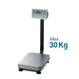 AND FG-30KAM เครื่องชั่งน้ำหนักดิจิตอล | Max.30Kg