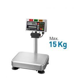 AND FS-15Ki เครื่องชั่งน้ำหนักดิจิตอลแบบตั้งพื้น | Max.15Kg