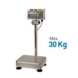 AND FS-30Ki เครื่องชั่งน้ำหนักดิจิตอลแบบตั้งพื้น | Max.30Kg