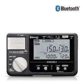 Hioki FT4310 ดิจิตอลมัลติมิเตอร์ Bypass Diode Tester | Built in Bluetooth