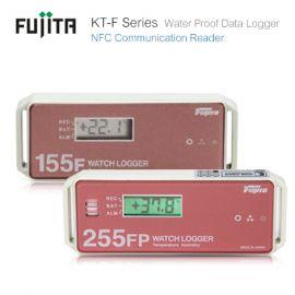 FUJITA KT-F Series Water Proof Data Logger เครื่องบันทึกอุณหภูมิ, ความชื้น และแรงกระแทก