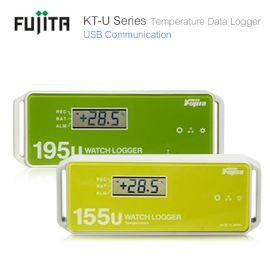 FUJITA KT-U Series USB Data Logger เครื่องบันทึกอุณหภูมิ, ความชื้น และแรงกระแทก