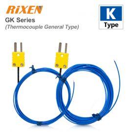 Rixen GK-03 โพรบวัดอุณหภูมิทั่วไป (Type K)