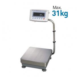 AND GP-32K เครื่องชั่งน้ำหนักดิจิตอลแบบตั้งพื้น | Max.31Kg