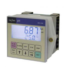 TOA DKK HBM-100B เครื่องควบคุมและแสดงผลค่า pH แบบติดผนัง