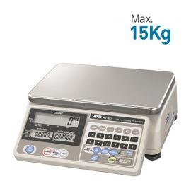 AND HC-15Ki เครื่องชั่งน้ำหนักดิจิตอล | Max.15Kg