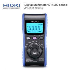 Hioki DT4200 Pocket Series ดิจิตอลมัลติมิเตอร์