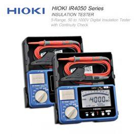 Hioki-IR4050 Series เครื่องทดสอบความเป็นฉนวน (Insulation Tester)