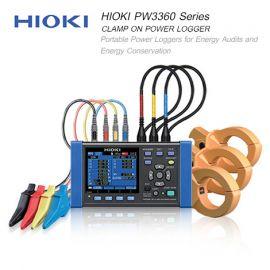 Hioki PW3360 Series เครื่องวิเคราะห์ไฟฟ้า