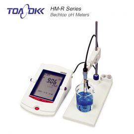 TOA DKK HM-R Series เครื่องวัดพีเอชแบบตั้งโต๊ะ   Bechtop pH Meters