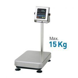 AND HV-15KVWP เครื่องชั่งน้ำหนักดิจิตอลแบบตั้งพื้น (IP65) | Max.15Kg