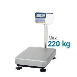 AND HV-200KGV เครื่องชั่งน้ำหนักดิจิตอลแบบตั้งพื้น | Max.220Kg