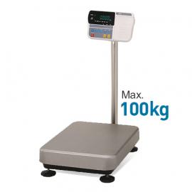 AND HW-100KGV เครื่องชั่งน้ำหนักดิจิตอลแบบตั้งพื้น | Max.100Kg