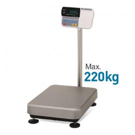 AND HW-200KGV เครื่องชั่งน้ำหนักดิจิตอลแบบตั้งพื้น | Max.220Kg