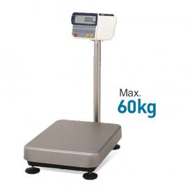 AND HW-60KC เครื่องชั่งน้ำหนักดิจิตอลแบบตั้งพื้น | Max.60Kg