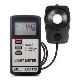 LX-113S เครื่องวัดแสง (Light & UV)