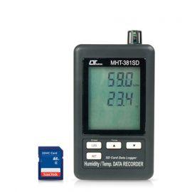 Lutron MHT-381SD ไฮโกรมิเตอร์แบบดิจิตอล (Humidity measurement)