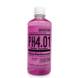 Monitor MN-PH4 น้ำยาพีเอชบัพเฟอร์ pH4