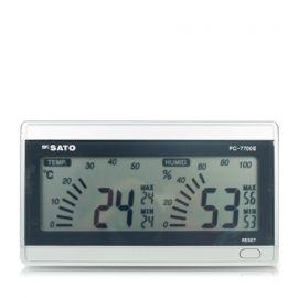 SK Sato PC-7700II เครื่องวัดอุณหภูมิความชื้นสัมพัทธ์ (Digital Thermohygrometer)