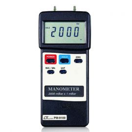 Lutron PM-9100 เครื่องวัดความดันดิจิตอลแบบพกพา (29 psi)