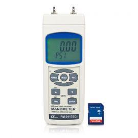 Lutron PM-9117SD เครื่องวัดความดันดิจิตอลแบบพกพา (101.5 psi)
