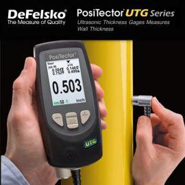 Defelsko Positector UTG Series โพรบวัดความหนาด้วยอัลตร้าโซนิค