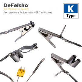 DeFelsko PRB-OTL Series โพรบวัดอุณหภูมิสำหรับ PosiTest OTL | Thermocouple Type-K
