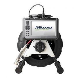 Mitcorp F1700-PRSL300-30m กล้องส่องท่อมาพร้อมโพรบ 30 เมตร | IP57