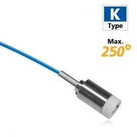 Rixen SP-06 โพรบวัดอุณหภูมิพื้นผิว Special Surface type Max.250℃ (Type K)