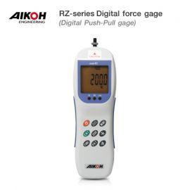 Aikoh RZ Series Digital Push Pull Gauge เครื่องวัดแรงดึงแรงผลัก