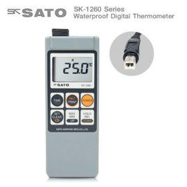 SK Sato SK-1260 เครื่องวัดอุณหภูมิดิจิตอล (Digital Thermometer)