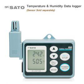 SK Sato SK-L200THIIα Series เครื่องบันทึกอุณหภูมิและความชื้น