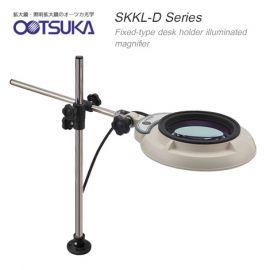 Otsuka SKKL-D Series โคมไฟแว่นขยาย Fixed-type desk