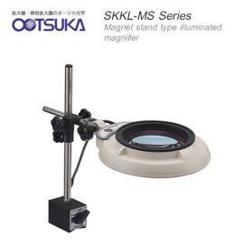 Otsuka SKKL-MS Series โคมไฟแว่นขยาย (Magnet stand type illuminated magnifier)