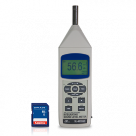 SL-4035SD Integartion Sound Level Meter - SD Card Data Logger
