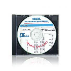 Lutron SW-E808 Excel Data Acquisition Software